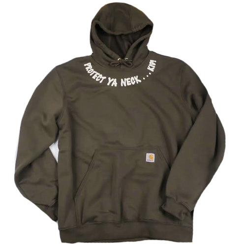 "For All To Envy ""Protect Ya Neck"" Carhartt Hoodie"