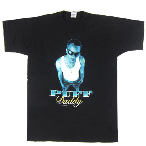 Vintage Puff Daddy Bad Boy Records T-Shirt