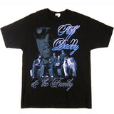 Vintage Puff Daddy & The Family 1998 Tour T-shirt