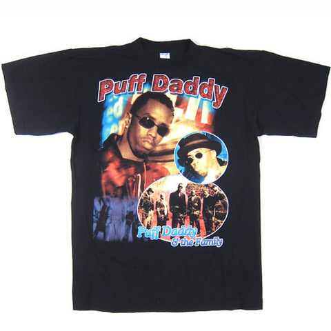Vintage Puff Daddy Can't Nobody Hold Me Down T-Shirt