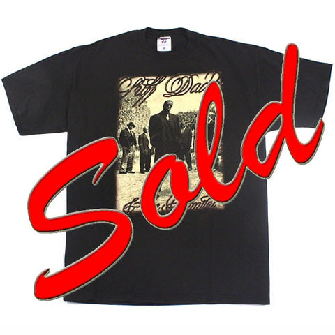 Vintage Puff Daddy No Way Out T-Shirt