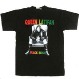 Vintage Queen Latifah Black Reign T-shirt