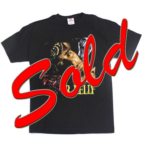 Vintage R. Kelly and Ashanti Concert T-Shirt