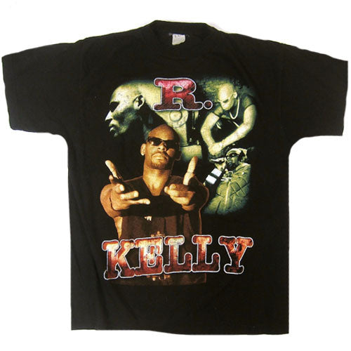 Vintage R. Kelly I Believe I Can Fly T-Shirt