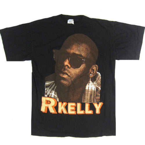 Vintage R. Kelly Your Body's Callin' Me T-shirt