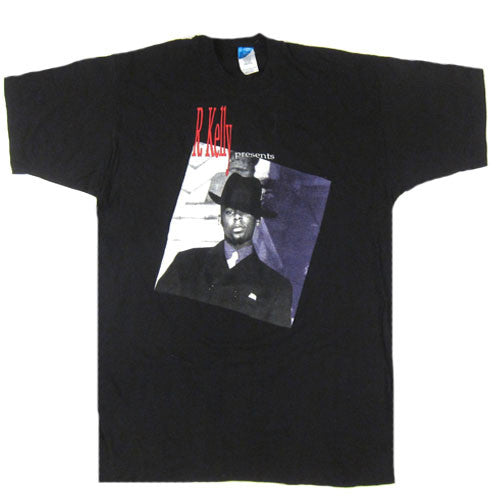 Vintage R. Kelly Down Low Tour T-Shirt