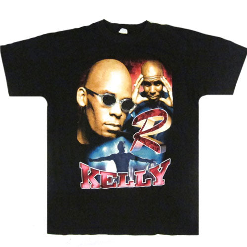 Vintage R. Kelly When A Woman's Fed Up T-shirt