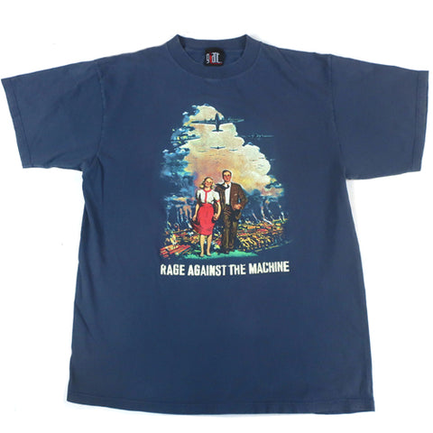 Vintage Rage Against The Machine T-shirt