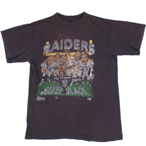 Vintage Los Angeles Radiers Caricature T-shirt