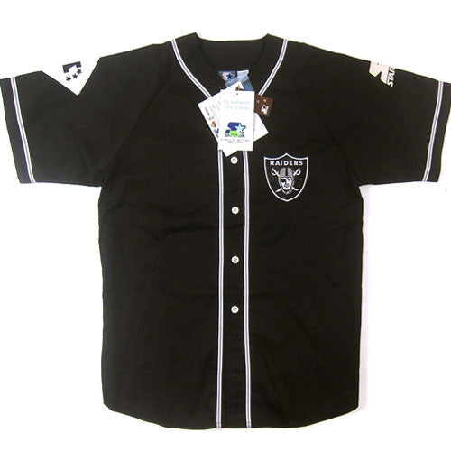 Vintage Los Angeles Raiders Starter Jersey NWT