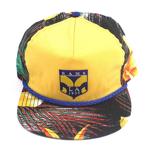Vintage Los Angeles Rams Strapback Hat