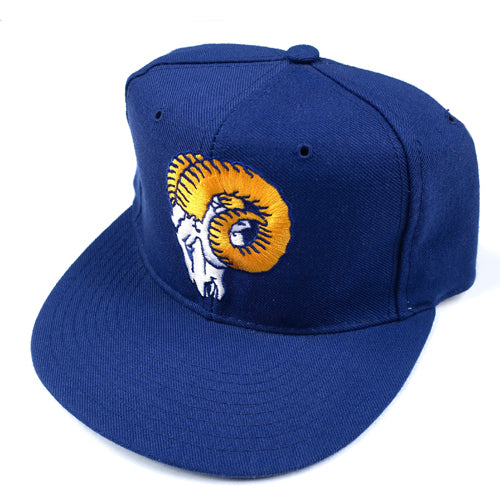 Vintage LA Rams New Era Fitted