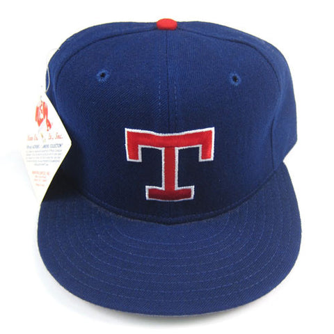 vintage texas rangers baseball cap new era fitted hat history