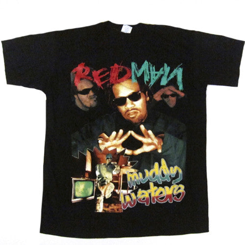 Vintage Redman Muddy Waters T-Shirt