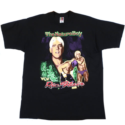 Vintage Ric Flair The nature Boy 1997 T-Shirt