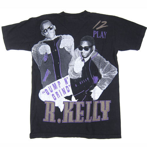 Vintage R. Kelly 12 Play T-Shirt