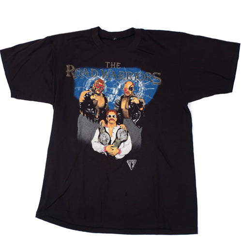 Vintage The Road Warriors T-Shirt