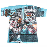 Vintage David Robinson Magic Johnson Shirt