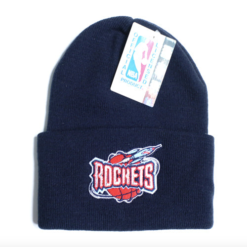 Vintage Houston Rockets beanie NWT