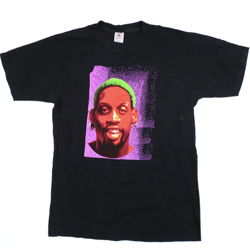 Vintage Dennis Rodman Show Your Colors T-shirt