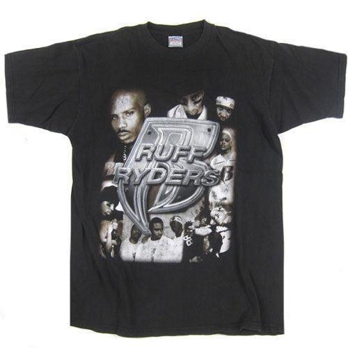 Vintage Ruff Ryders DMX Eve The Lox Swizz Beatz T-shirt
