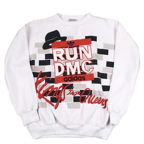 Vintage RUN Dmc Kings from Queens Adidas Sweatshirt