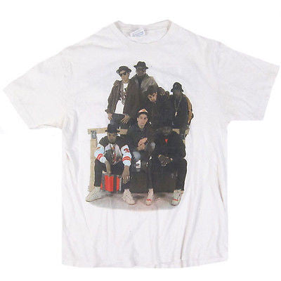 Vintage Beastie Boys Run DMC Together Forever T-Shirt