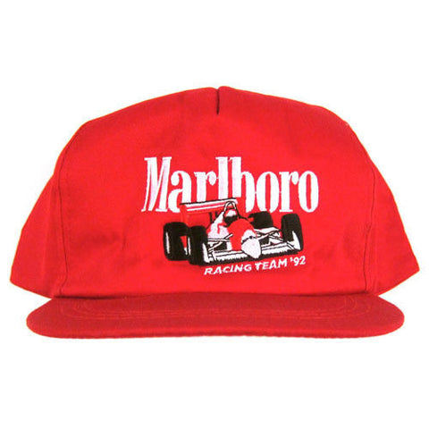 Vintage Marlboro Racing Team '92 Hat