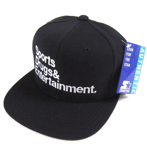 "For All To Envy ""S.D.E."" Snapback Hat"