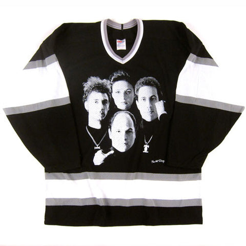 "For All To Envy ""No New Friends"" Hockey Jersey"