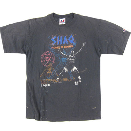 Vintage Shaquille O'Neal Shaq Dominate T-shirt