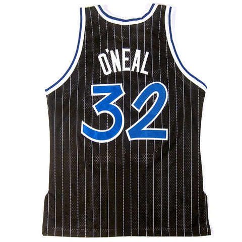 sports shoes 55f63 363db Vintage Shaquille O'Neal Authentic Orlando Magic Champion ...