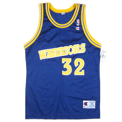 06883218 Vintage Joe Smith Golden State Warriors Champion Jersey NWT NBA Basketball  – For All To Envy