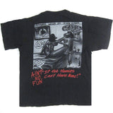 Vintage Snoop Doggy Dogg Aint No Fun T-Shirt
