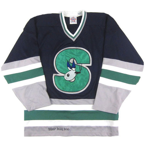 Vintage Snoop Doggy Dogg Hockey Jersey