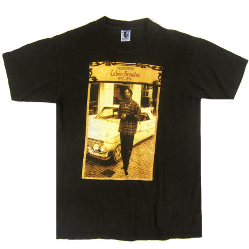 Vintage Snoop Dogg Murder Was The Case 1994 T-Shirt