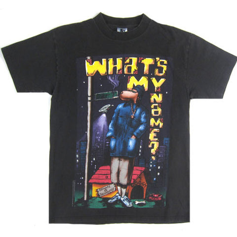 Vintage Snoop Dogg Whats My Name? 1993 T-Shirt
