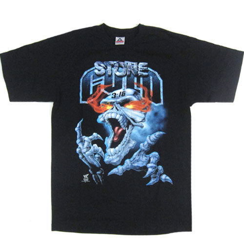 Vintage Stone Cold Bad To The Bonz T-Shirt
