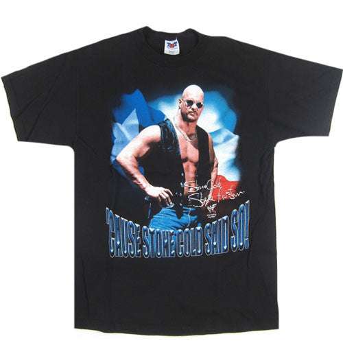 Vintage Cause Stone Cold Said So T-Shirt