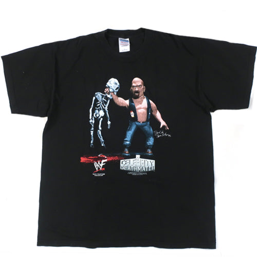 Vintage Stone Cold MTV Celebrity Deathmatch T-Shirt