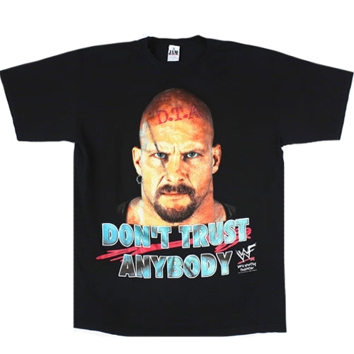 Vintage Stone Cold Don't Trust Anybody T-Shirt