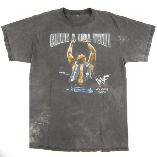Vintage Stone Cold Gimme A Hell Yeah! T-Shirt