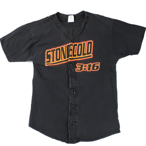 Vintage Stone Cold 3:16 Jersey