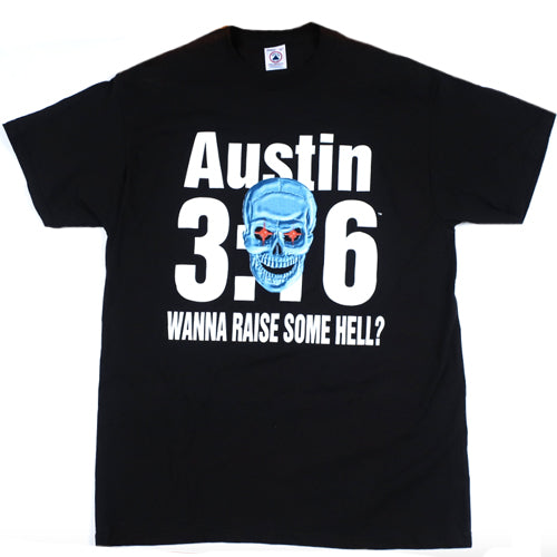 Vintage Stone Cold Wanna Raise Some Hell? T-Shirt