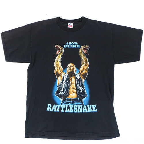 Vintage Stone Cold 100% Pure Rattlesnake T-Shirt