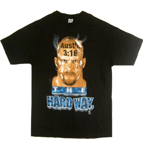 Vintage Stone Cold The Hard Way T-Shirt