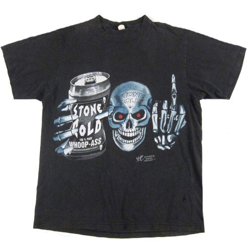 Vintage Stone Cold 100% Whoop Ass T-Shirt