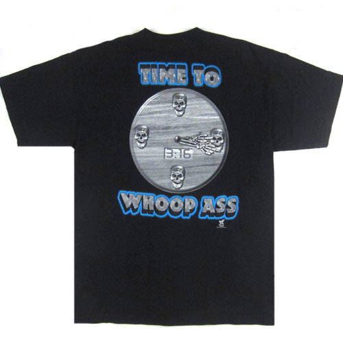 Vintage Stone Cold Time To Whoop Ass T-Shirt