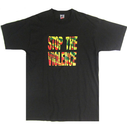 Vintage Boogie Down Productions Stop The Violence T-Shirt
