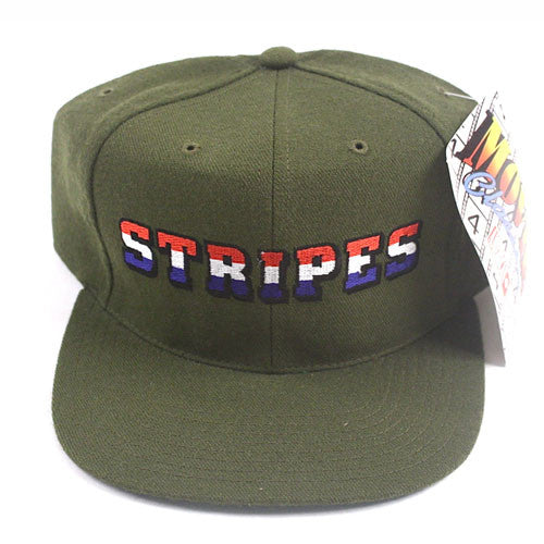 Vintage Stripes Movie Snapback